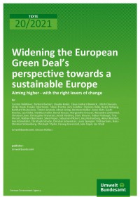 Cover_widening the european green